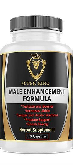 Super King Organic Herb Capsules