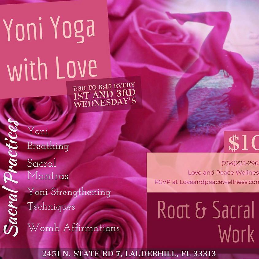 Yoni Yoga with Love