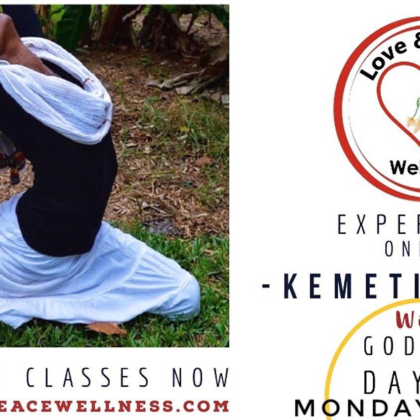 Kemetic Yoga with Goddess DayJah