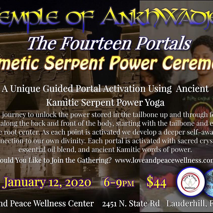 The Fourteen Portals