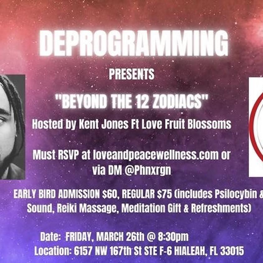 """Deprogramming """"Beyond The 12 Zodiacs"""""""