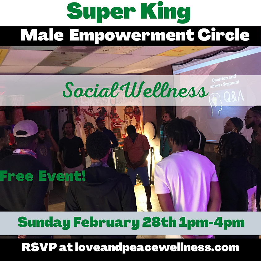 Super King Social Wellness