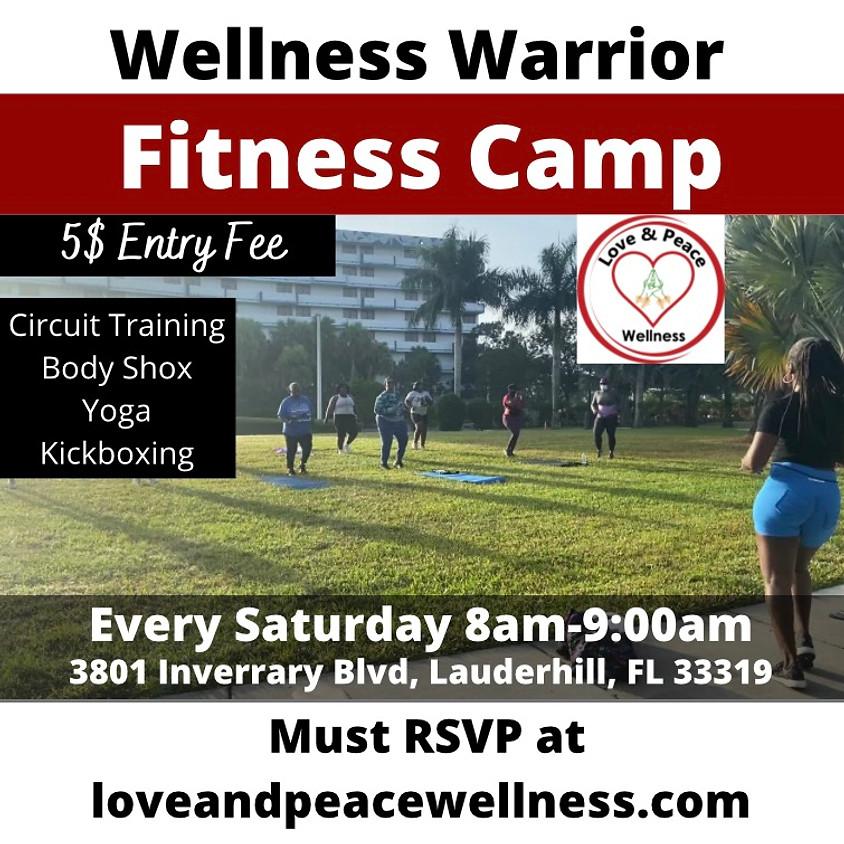 Wellness Warrior Fitness Camp