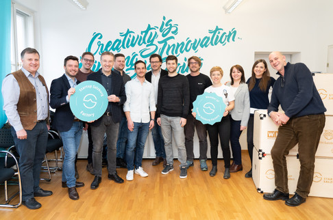 Startup Factory 2019/20