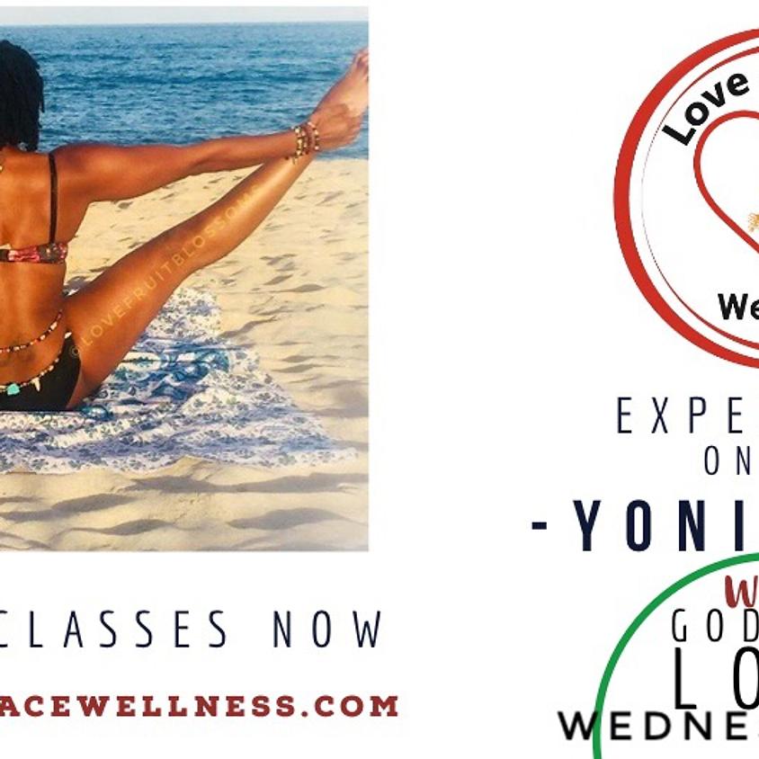 Yoni Yoga with Goddes Love