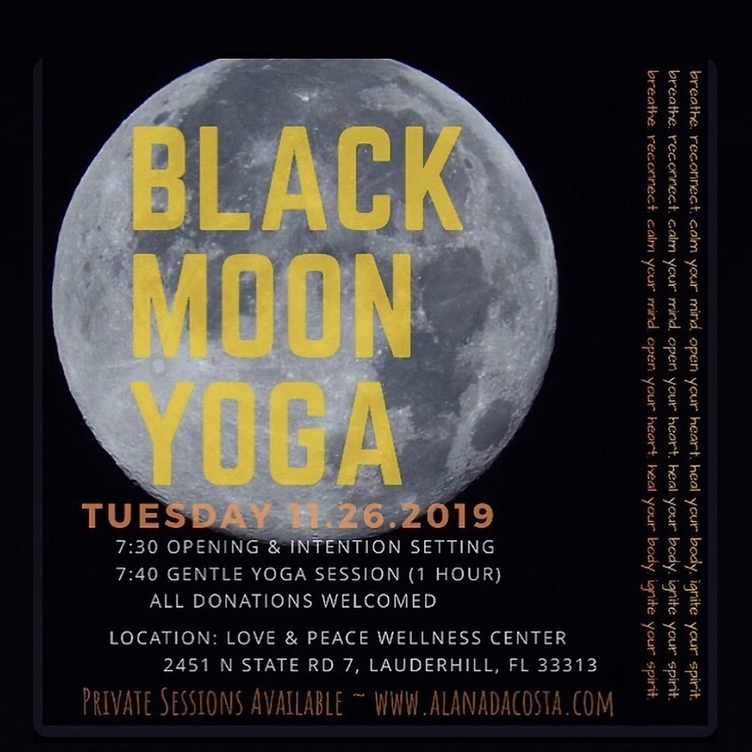 Black Moon Yoga