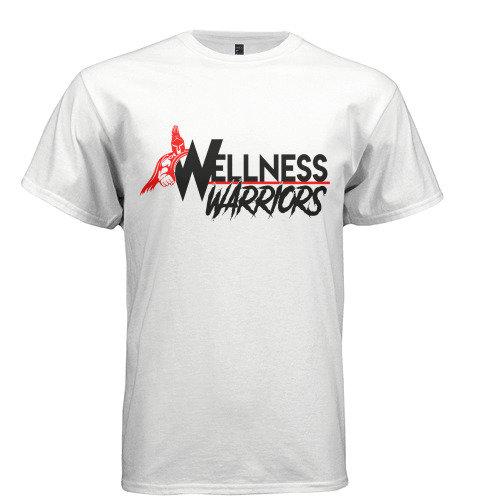 Wellness Warrior T-Shirt (Trojan Warrior)
