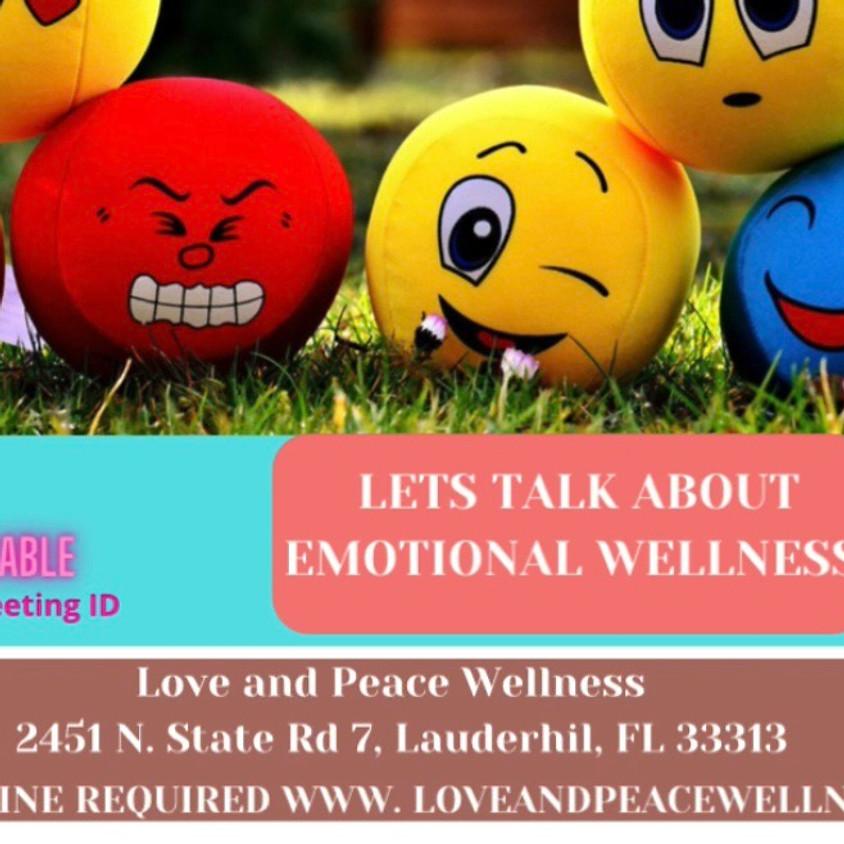Super Queens Emotional Wellness Component