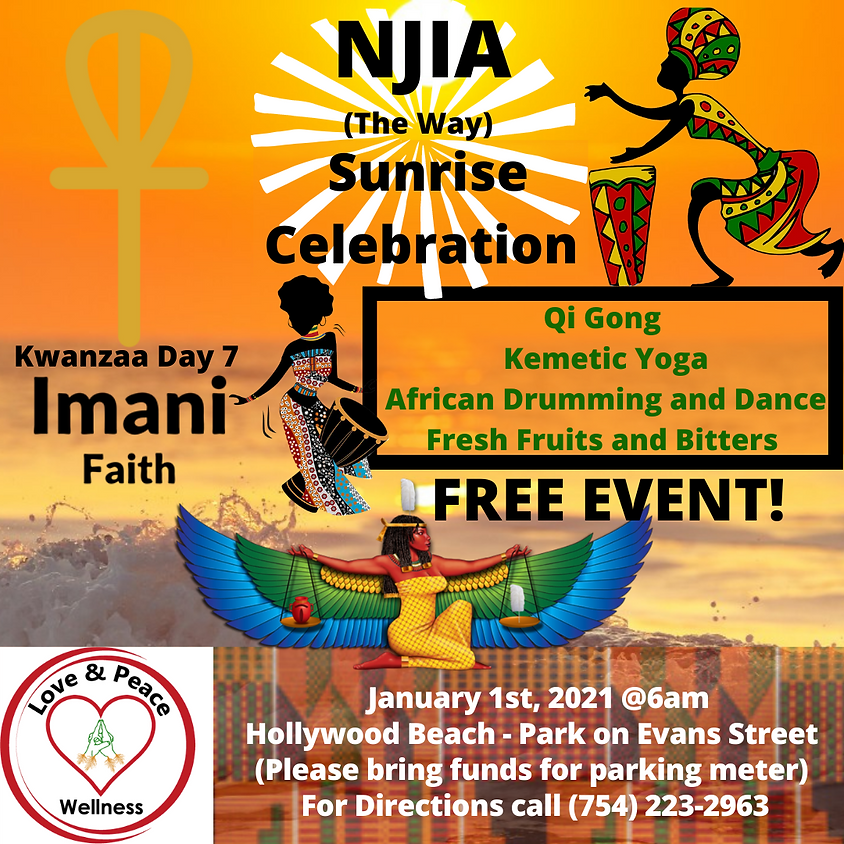 Imani Kwanzaa Celebration Day