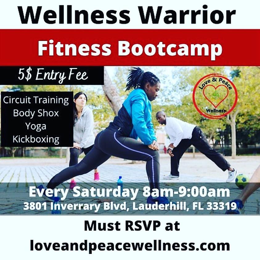 Wellness Warriors Boot Camp