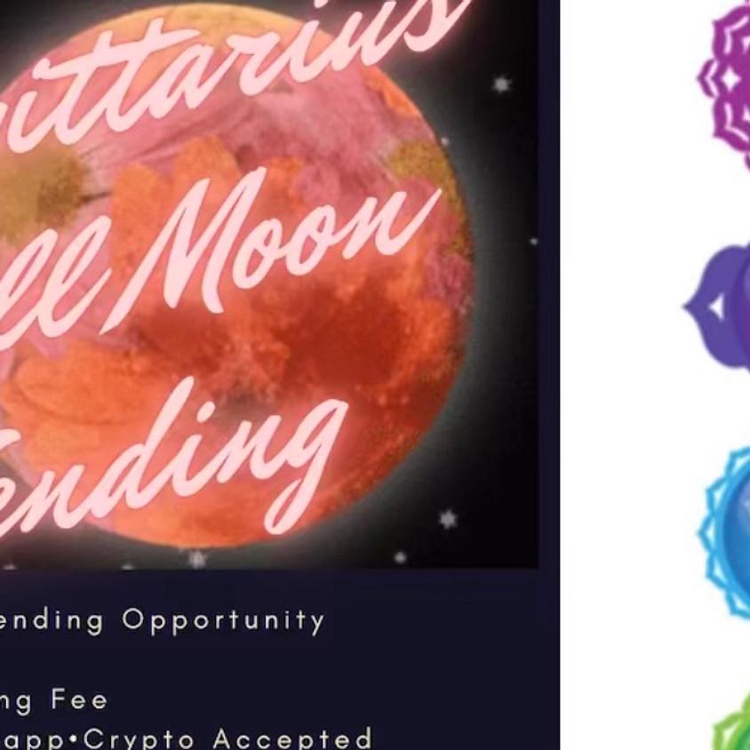 Sagittarius Full Moon Vending