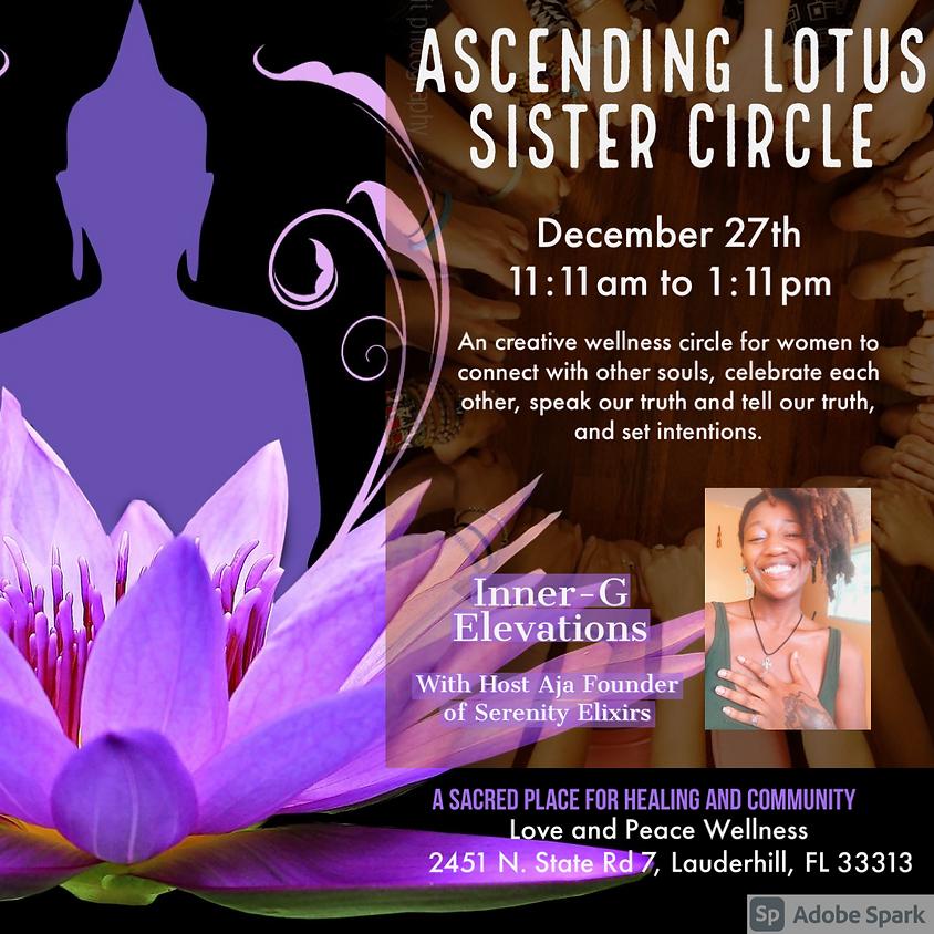 Ascending Lotus Sister Circle
