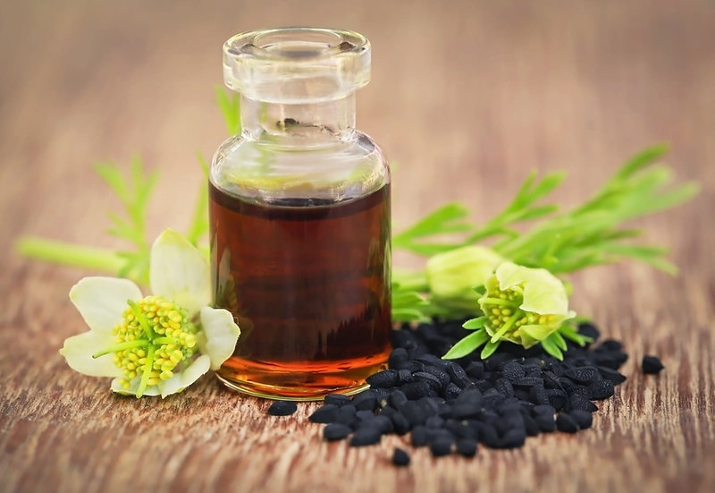 Black Seed Oil Nigella Sativa (4oz)