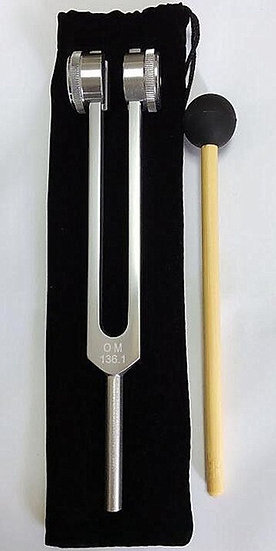128 C Weighted Tuning Fork