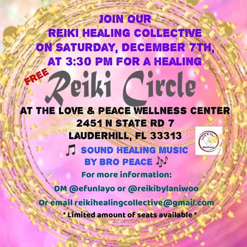 Free Reiki Circle