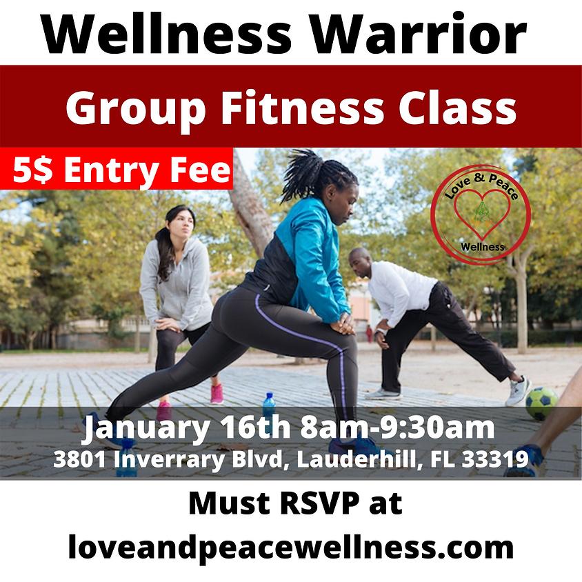 Wellness Warrior Group Fitness Class