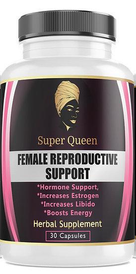 Super Queen Organic Herb Capsules