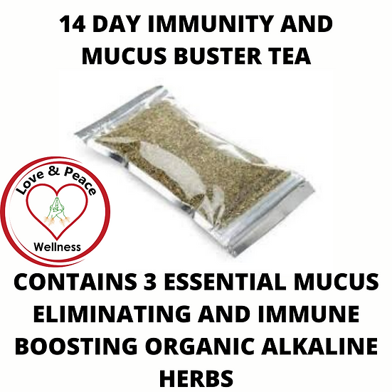 14 Day Mucus Buster Tea