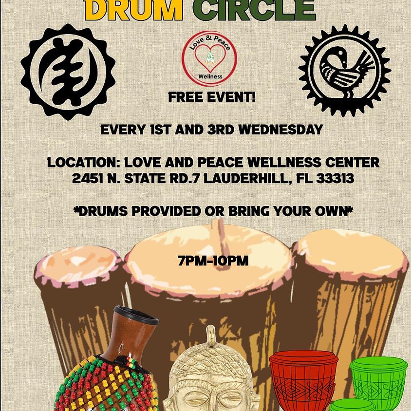 Rhythm and Rootz Drum Circle