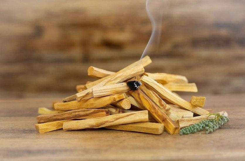 Organic Pallo Santo Sticks