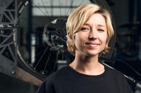Gründerin Tanja Friedrich