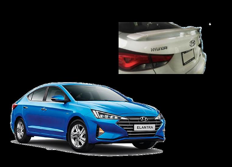 Alerón Hyundai Elantra