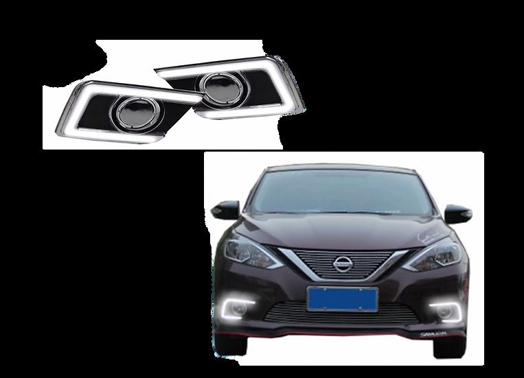 Drl Nissan Sentra