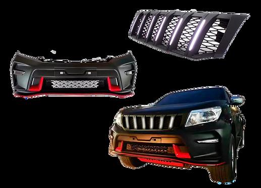 Body Kit Nissan Np 300 Tipo Nismo mod. 2016 - 2020.