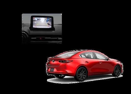 Camara de reversa Mazda 3