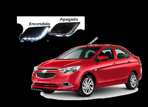 DRL Chevrolet Aveo LTZ mod. 2018