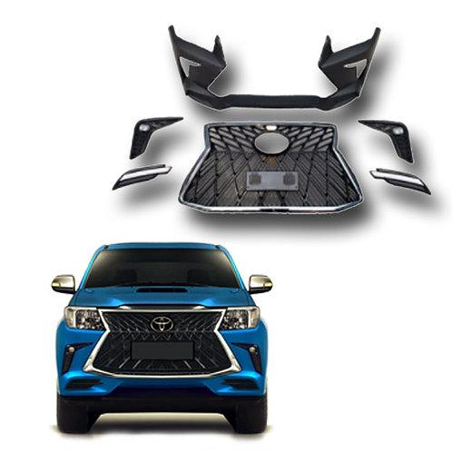 Body Kit Hilux Lexus Style