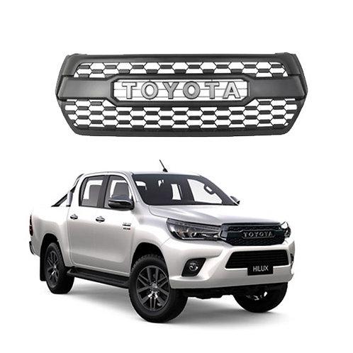Parrilla Toyota Hilux Revo tipo Rocco