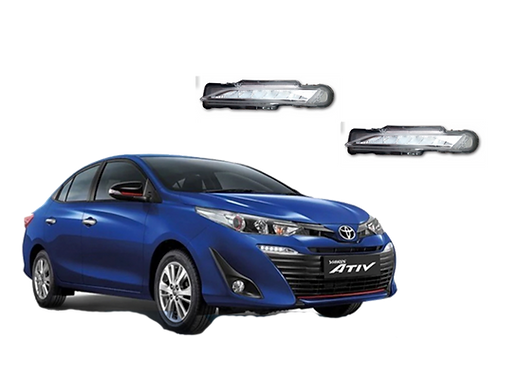 DRL Toyota Yaris mod. 2017 - 2018