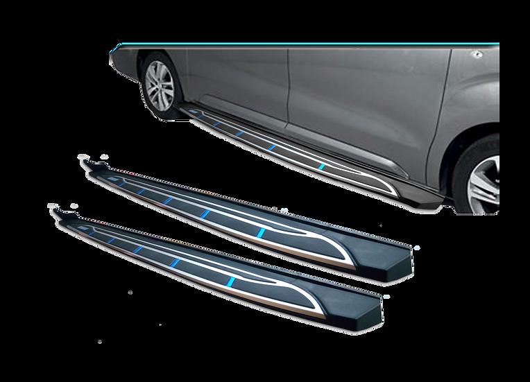 Estribos Toyota Avanza C/logo