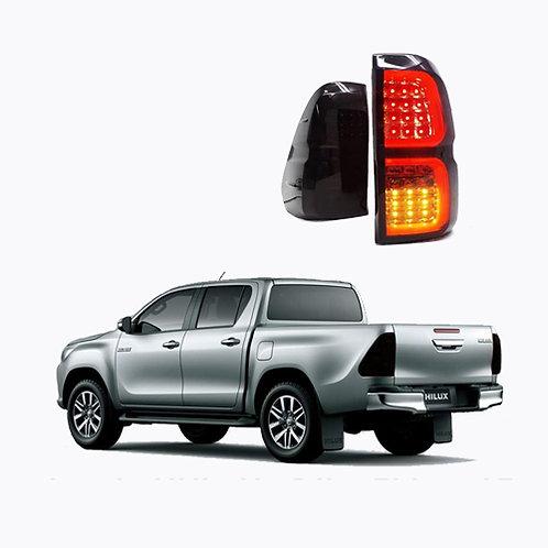 Calaveras Tunning para Toyota Hilux  mod. 2016 - 2021