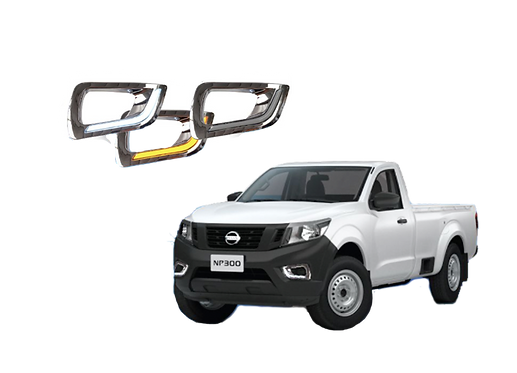 DRL Nissan NP300 mod. 2015 - 2016