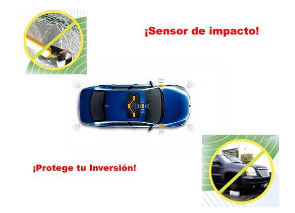 Sensor de impacto
