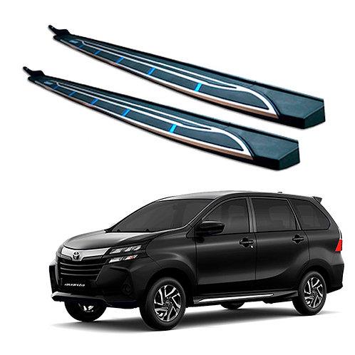 Estribos Toyota Avanza Con Logo