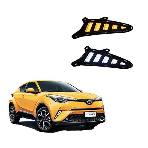 DRL Toyota C-HR mod. 2016 - 2017