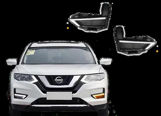 DRL Nissan X-Trail mod. 2017