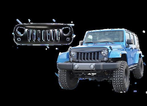 Parrilla Jeep Wrangler