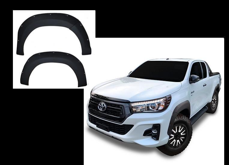 Cantoneras Toyota Hilux