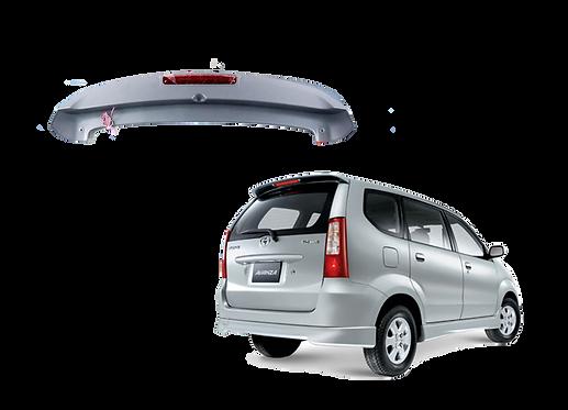 Spoiler Toyota Avanza 2017+