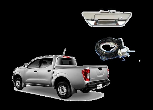Camara de reversa en manija Toyota Hilux