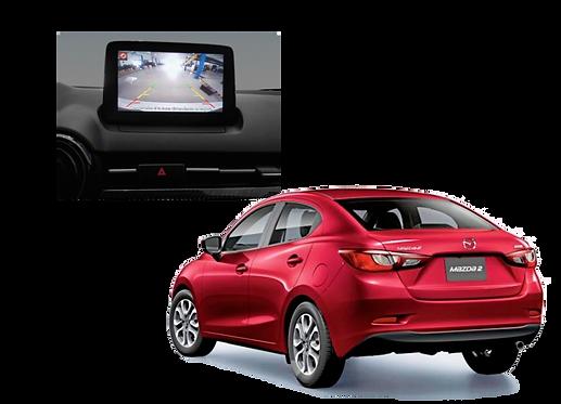 Camara de reversa Mazda 2