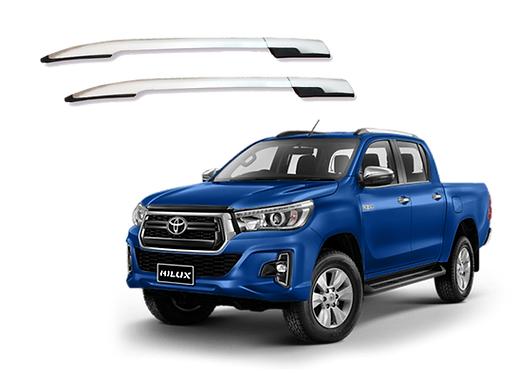 Barras Laterales Toyota Hilux mod. 2017 - 2020