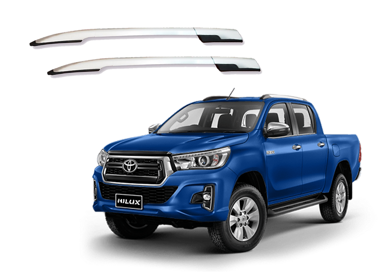 Barras Laterales Toyota Hilux