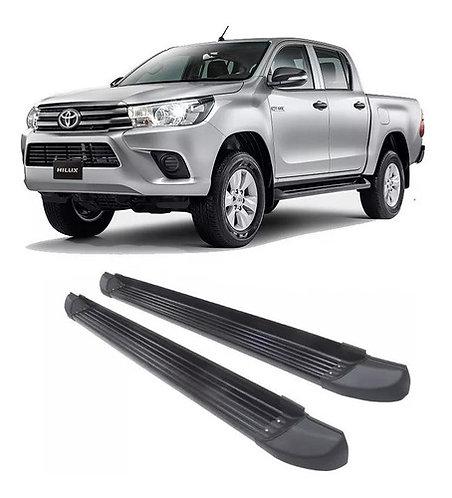 Estribos Toyota Hilux
