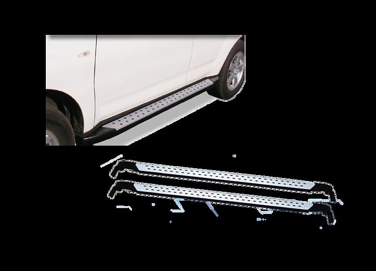 Estribos Nissan X-Trail sin logo