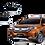 Thumbnail: DRL Honda BR-V mod. 2015 - 2017